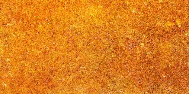 Żelazna ściana z rdzą. tło dla projektu. powierzchnia tekstury.