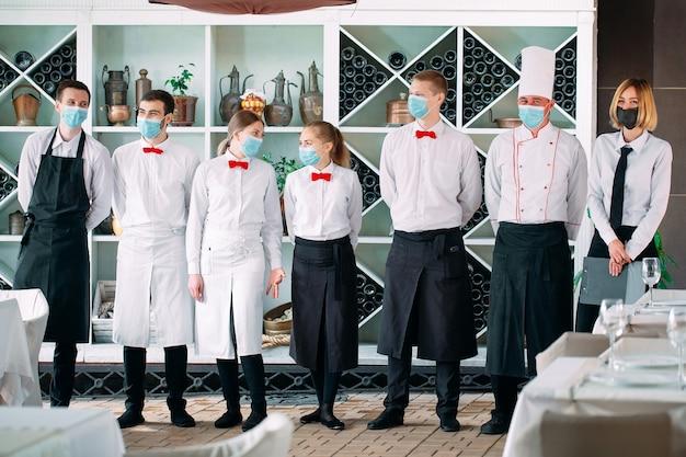 Zespół obsługi restauracji