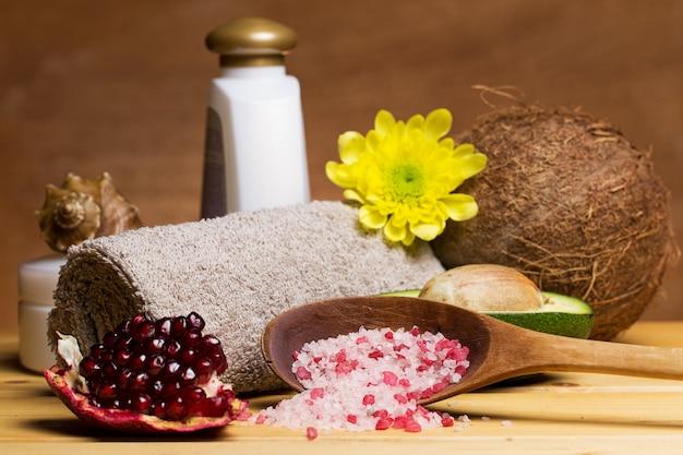 Zestaw do masażu lub pielęgnacji ciała