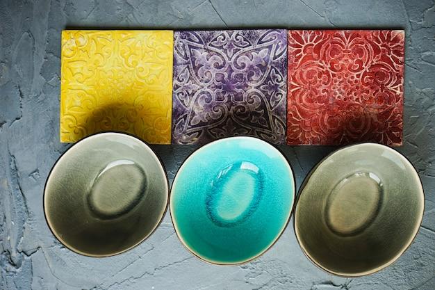 Zestaw do napojów w stylu mauretańskim