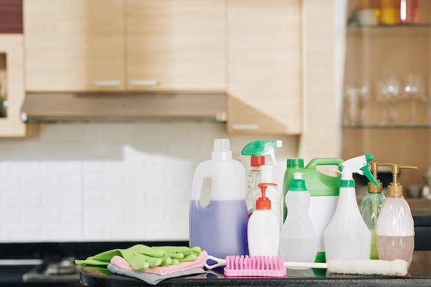 Zestaw do sprzątania domu