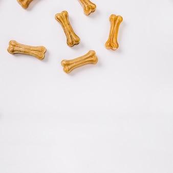 Zestaw kości do żucia