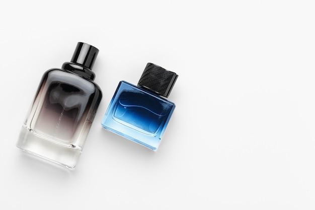 Zestaw luksusowych butelek perfum