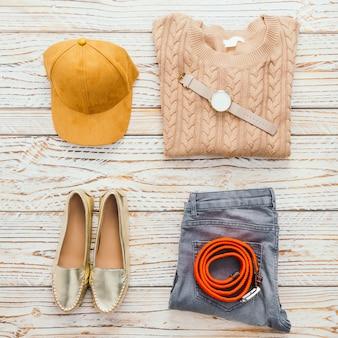 Zestaw mody