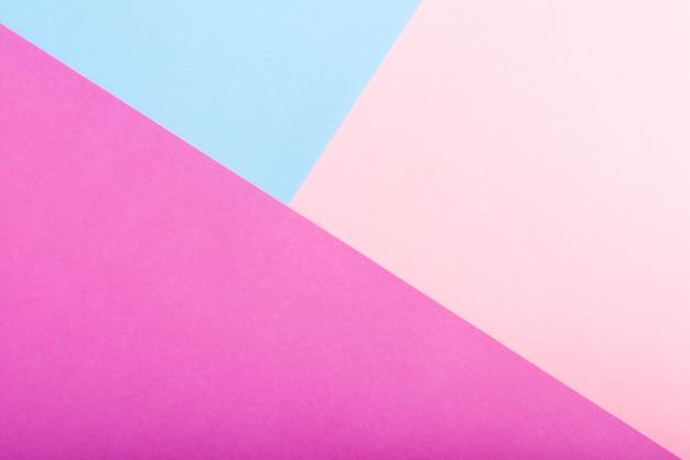 Zestaw pastelowych kartonów