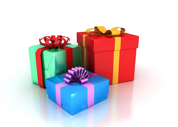 Zestaw prezentów urodzinowych