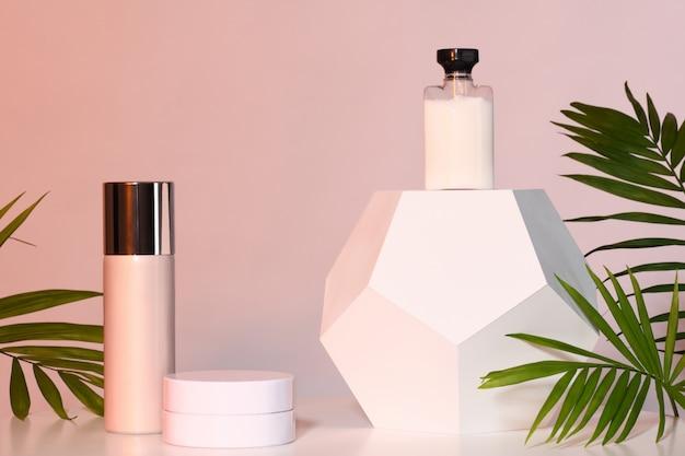Zestaw produktów kosmetycznych