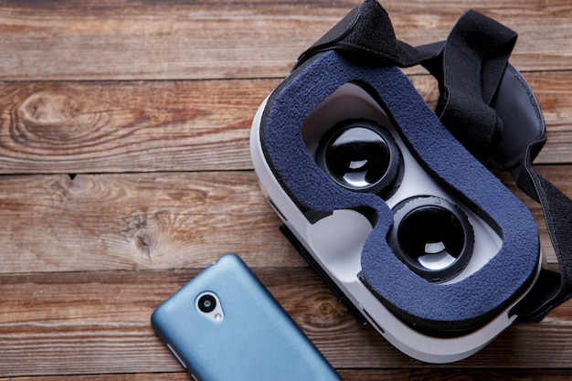 Zestaw słuchawkowy do okularów wirtualnych vr