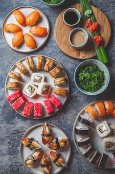 Zestawy do sushi i bułek