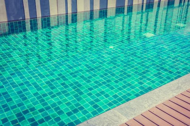 Zewnętrzny basen