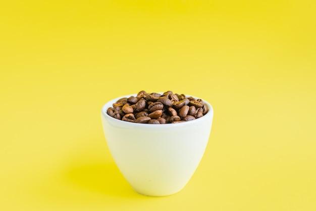 Ziarna kawy świeżo palona arabika lub mieszanka robusty przekąska future drink