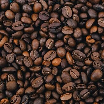 Ziarna kawy.