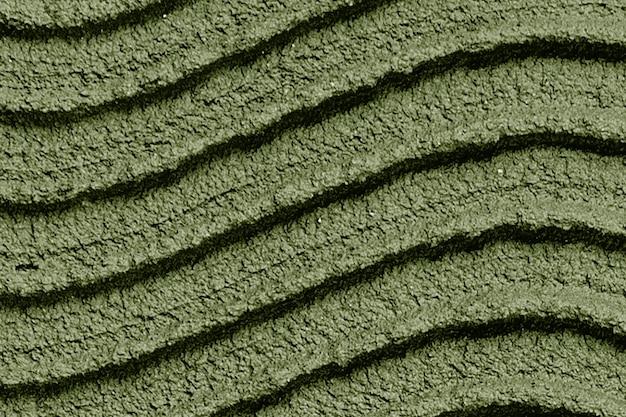 Zielona farba ścienna z mchem z teksturą tła