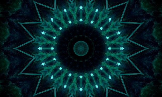 Zielona neonowa spirala. zielona batikowa koszula. tie die wirowa tło. hipisowski kalejdoskop psychodeliczny. sukienka w kolorze serca. sztuka multi tekstury. streszczenie okrągły efekt akwarela. niebieska spirala do farbowania
