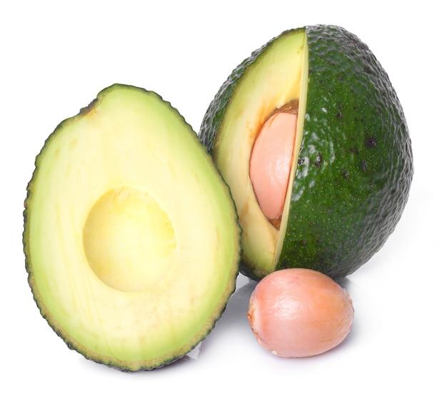 Zielone awokado