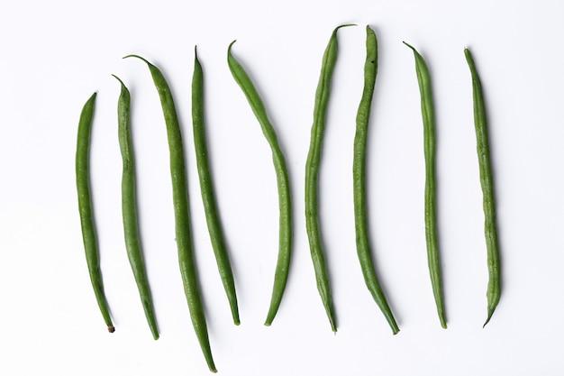 Zielone fasolki