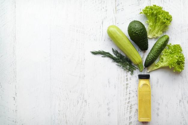 Zielone koktajle dla dobrego zdrowia i utraty wagi