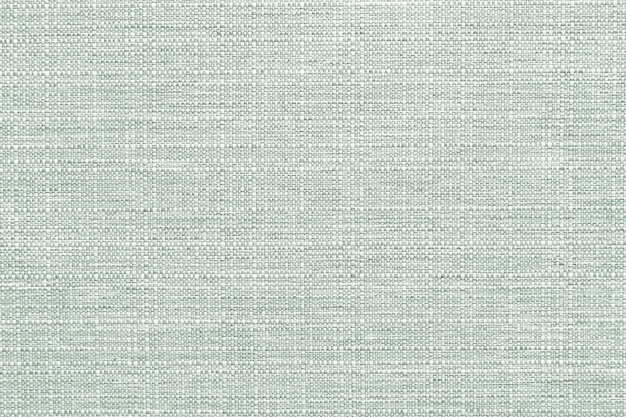 Zielone lniane tekstylne teksturowane tło