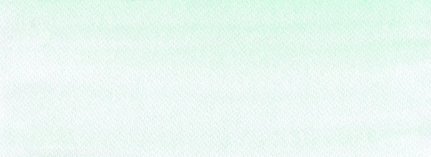 Zielone miętowe akwarele