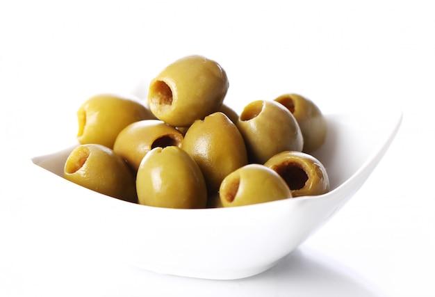 Zielone oliwki