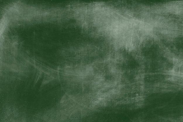 Zielone rustykalne puste tło tablicy