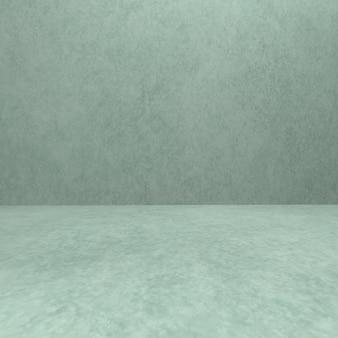 Zielone tło 3d zdjęcie tło do prezentacji produktu