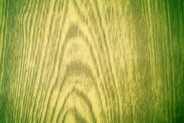 Zielone tło drewna.