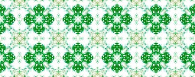 Zielone tło streszczenie. ręcznie robiona ozdoba retro. haft geometryczny.