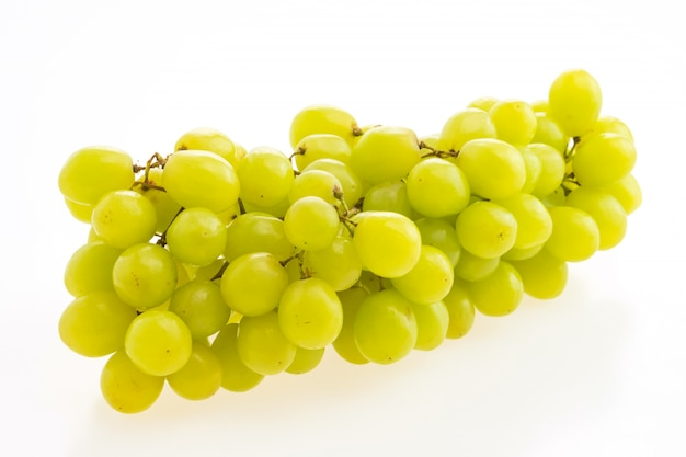 Zielone winogrona
