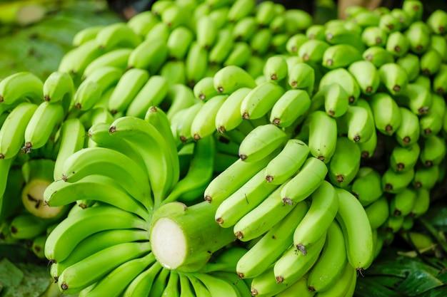 Zielony banan