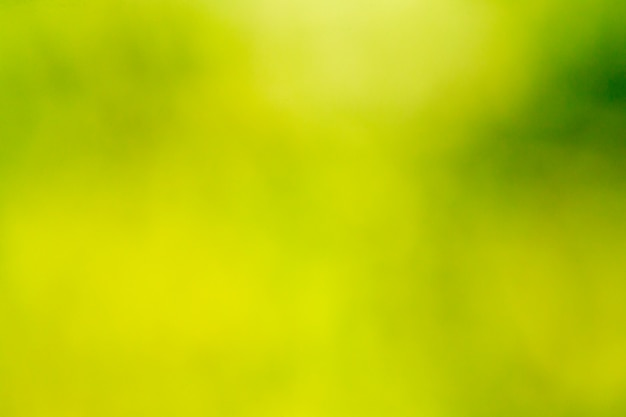 Zielony bokeh streszczenie tło światło