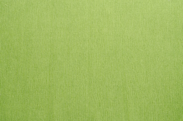 Zielony obrus tekstura zbliżenie tekstura tło