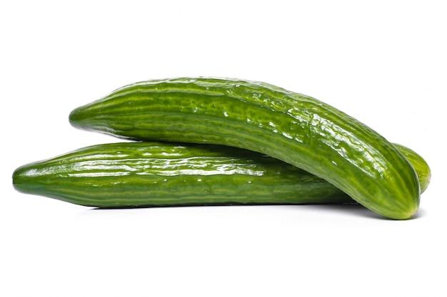 Zielony ogórek