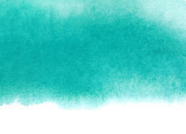 Zielony streszczenie tło akwarela.