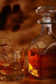 Zimna whisky