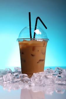 Zimny napój kawowy