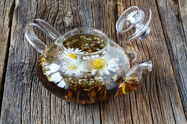 Ziołowa herbata rumiankowa