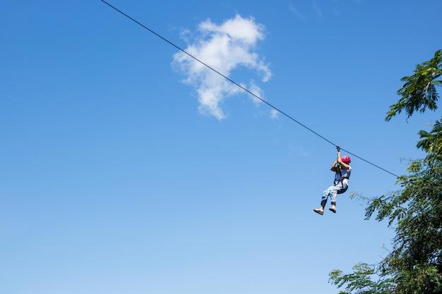Zip sporty ekstremalne