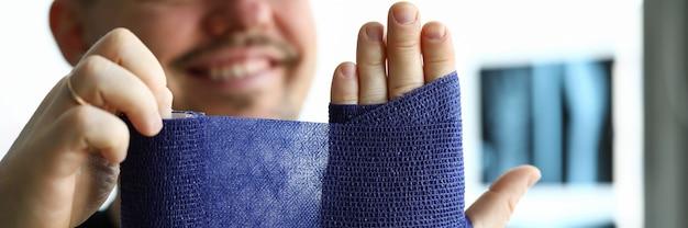 Złamanie kości i zdjęcie rentgenowskie