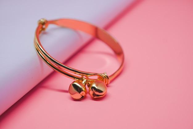 Złota bransoletka dla dzieci