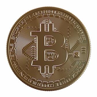 Złota moneta ma