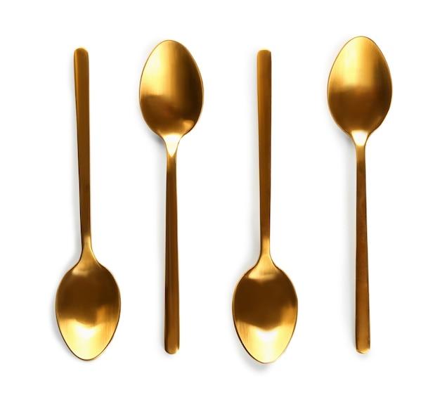 Złote łyżki