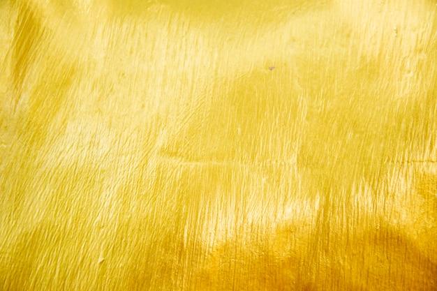 Złote tło lub tekstura