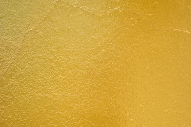 Złote tło ściany