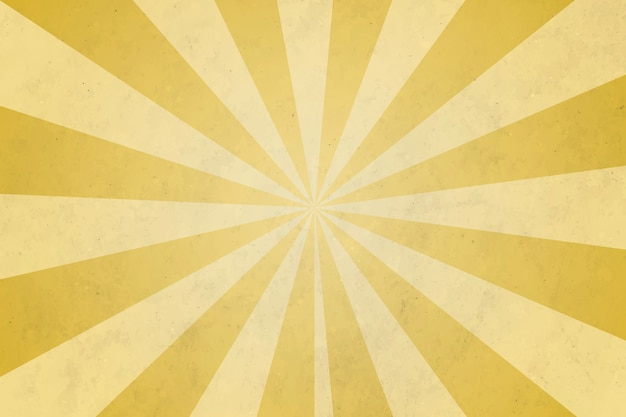 Złote tło wzorzyste z efektem sunburst