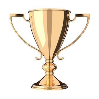 Złote trofeum