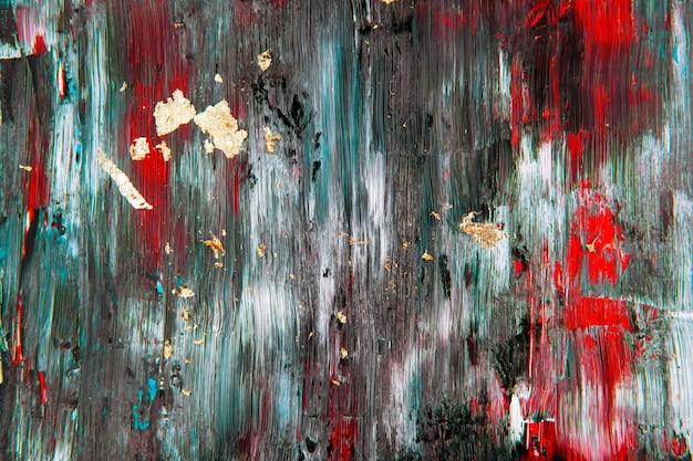 Złoto w teksturowanej tapecie tła, sztuka abstrakcyjna
