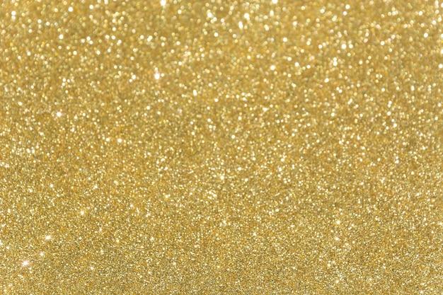 Złoty bokeh