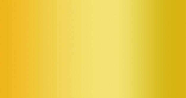 Złoty kolor gradientu tła dla kreatywnych streszczenie tło