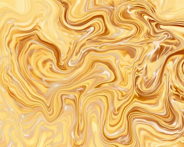 Złoty marmur tekstury płynny shinny backg